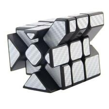 Mirror Magic Cube Toy Smooth Tornadic Style Magic Cube Puzzle Twist Game Toy