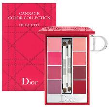 100% Auténtico Exclusivo Raro Dior lágrimas Colección de Color Paleta de labios de viaje