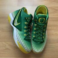 Brand New Nike Zoom Field General Oregon Ducks Turf Sneaker Men's 8.5 654859-371