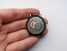 Collectible Ussr Watch Raketa Copernic Copernicus Kopernik Leto Gray Serviced
