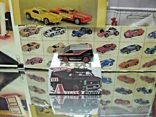 "70's Hot Wheel Redline Sizzler Custom ""A-Team"" Black/Grey Vantom New NiMH Batt"