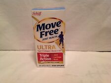 Move Free Ultra Triple Action,Joint Health Supplement 30ea