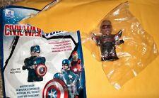 New Loose Marvel Captain America Civil War YUBI,S Falcon figure