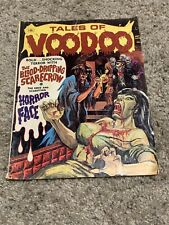 Tales of Voodoo Volume 6 No.1 Jan 1973 Pre-owned Condition see photos.