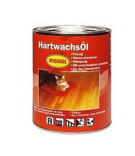 Pigrol HartwachsÖl   Hartwachs-Öl  farblos 2x 2,5l
