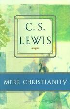 Mere Christianity a Christian paperback Book by C S Lewis FREE SHIPPING cs