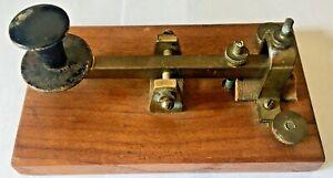 2WW Morse Code tapping Machine