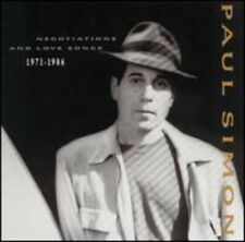 Paul Simon : Negotiations And Love Songs 1971-1986 CD FREE Shipping, Save £s