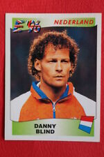 Panini EURO 96 N.79 BLIND NEDERLAND New With BLACK back TOPMINT!!
