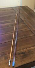 8' 2/1 Fiberglass / Bamboo Fly Rod Blank 5/6 Weight - Similar to Vario Power!