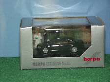 Herpa Exclusive Series HO 1:87 Scale Black Just Married Car Made in Germany