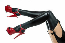 SUPERB CANVAS SEXY EROTIC FETISH LATEX SHOES #369 QUALITY FRAMED WALL ART A1