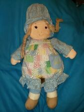 "Vintage Applause Holly Hobbie doll, pre-owned, 20"" tall"