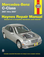 Repair Manual Haynes 63040 fits 01-05 Mercedes C320
