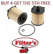 OIL FILTER FOR VOLVO V40 CROSS COUNTRY 2.0L MZ B4204T11 4CYL 03/ 2015 - ON