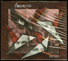 Anacrusis Reason Ultimate Edition Brazil Press CD new reissue jewel case