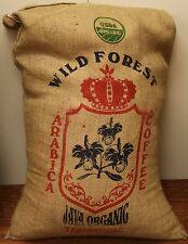 Mocha Java Coffee Beans Organic Fresh Roasted Whole Beans Or Ground 5 / 1LB Bags