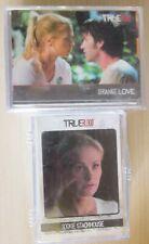 True Blood - Trading Card Sets - Lot 2x Set - Rittenhouse