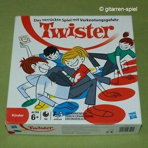 Twister - Komplett Top! Das Spiel mit Verknotungsgefahr Hasbro ©2011 ab 6 Jahren