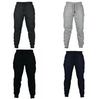 Pants Gym Trousers Joggers Jogging Sport Fit Slim Tracksuit Men Sweatpants