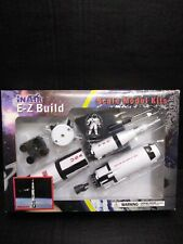 In Air E-Z Build Scale Model Kits: Apollo Saturn V Rocket, Nib