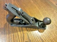 VINTAGE STANLEY No 3 SMOOTH PLANE TYPE 17 WWII 1942-1945