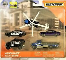 Matchbox - Mission Force Rescue Squad (BBGLG21)