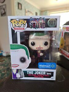 Funko Pop! DC Heroes Suicide Squad #107 The Joker (suit) Only at Walmart Vinyl