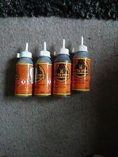 4 brand new gorilla glue 250ml