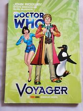 Dr Doctor Who Voyager Graphic Novel 6th Dr Colin B