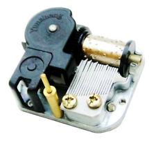 Mecanismo a cuerda musical para caja de musica mecanismo de 18 notas
