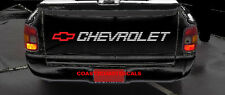 Chevrolet 454ss decal / 454ss 90-91 tailgate (STEPSIDE bed)