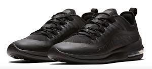 Mens Nike Air Max Axis Black Trainers