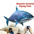 New Remote Control Shark Toy Air Swimming Fish Flying Toy Christmas Gift Balloon