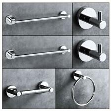 6Piece Bathroom Hardware Towel Bar Accessory Stainless Steel Set,Stainless Steel
