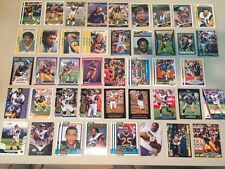 Lot 350+ Los Angeles/St Louis Rams 70's to Present w/Stars, Rookies, Inserts VG