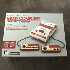 Nintendo Classic Mini Family Computer Console Famicom Japan Used Tested Boxed