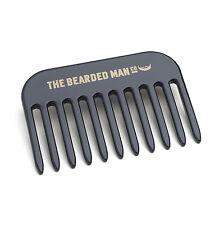 003 – The Bearded Man Company Gents Beard Pick Comb Handmade