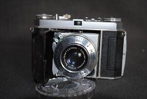 KODAK RETINA 1a type 015 xenar 2.8, 50mm lens; synchro-compur