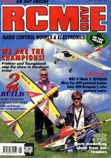RADIO CONTROL MODELS & ELECTRONICS MAGAZINE 1994 AUG LIGHT FIGHTER & BIG BANSHEE