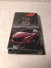 2016 Dodge Dart User Guide (NEW)