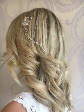 Or Rose Mariage Fleur épingle à cheveux automne Mariage Cheveux Accessoire Cheveux longs vigne