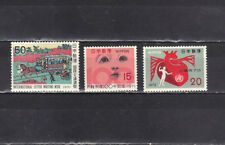 Japan - Lot Of Early Unused MH/OG Stamps (168JA)