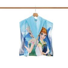 Accappatoio Poncho di Frozen Disney per bambina Spugna - taglia unica P044
