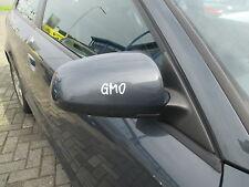 el. Außenspiegel rechts Audi A3 8P 3-türig DELPHINGRAU LX7Z Spiegel grau
