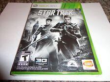 Star Trek  (Xbox 360, 2013) new xbox 360