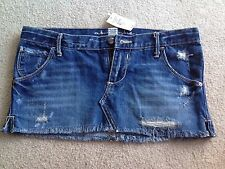 Abercrombie Girls Denim Skirt, Size 14, New With Tags!