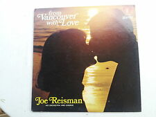 Joe Reisman his Orchestra and Chorus-from Vancouver with Love