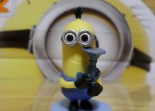 Despicable Me 2: Highly Detailed Mini Figurines - MINION TIM - Approx 1.5 in