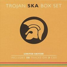 Trojan Box Set: Ska, Various Artists, , Very Good Original recording reissued,Or